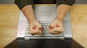 Anger Keyboard
